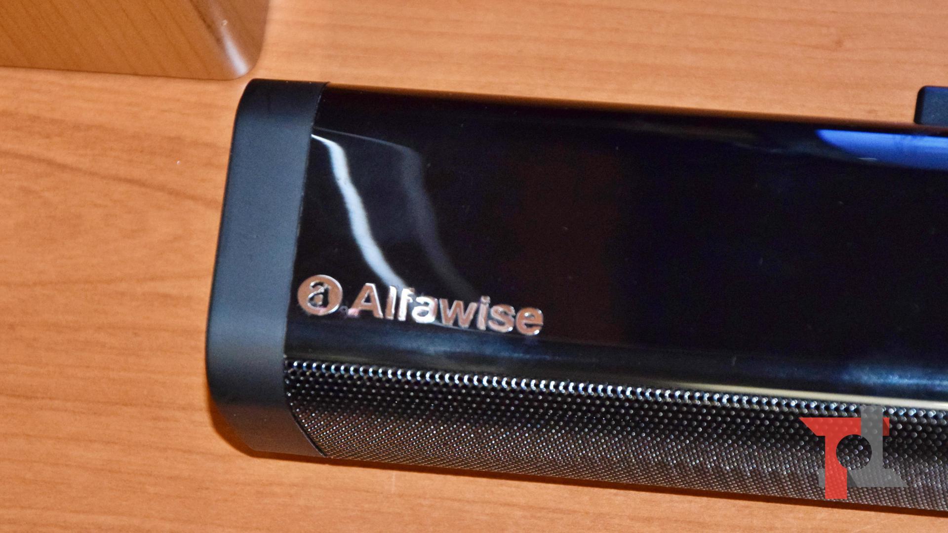 Recensione Alfawise XBR-08, una soundbar poliedrica ma con qualche limite 8