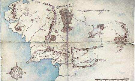 Amazon Prime Video mappa Terra di Mezzo