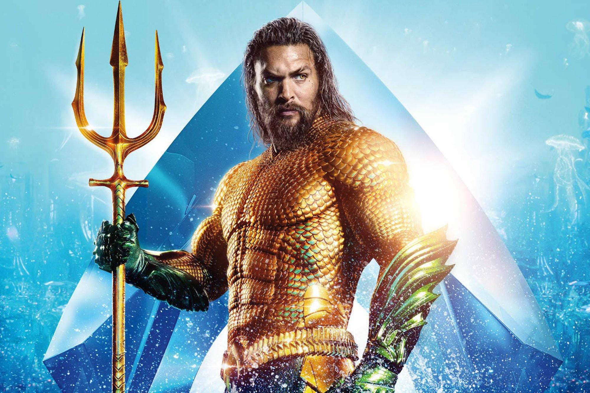 Aquaman DC Extended Universe