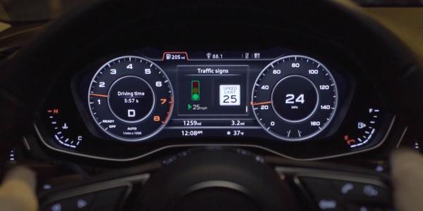 Audi sviluppa una tecnologia per non farvi mai beccare il semaforo rosso 1