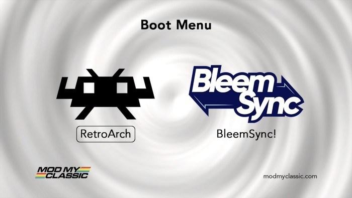 BleemSync 1.0 trasforma la PlayStation Classic in un multi emulatore installando RetroArch 1