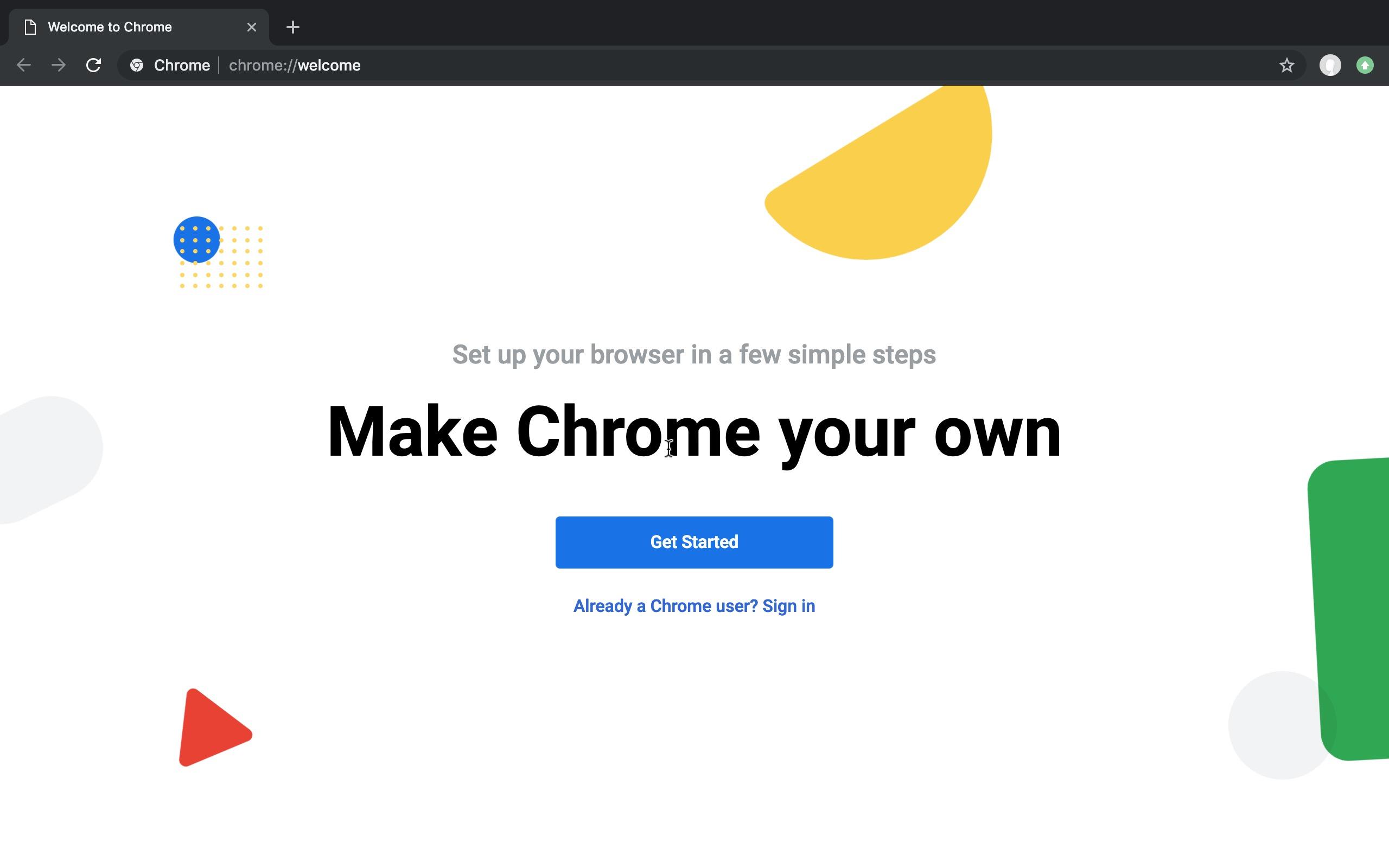 Chrome OS migliora il supporto a Google Drive e si rifà il look con una nuova schermata di benvenuto 2