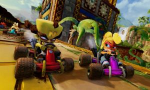 Crash Team Racing Nitro Fueled per Nintendo Switch