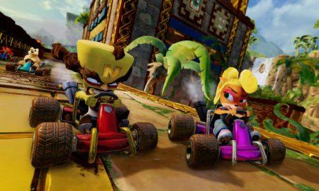 Crash Team Racing Nitro Fueled per Nintendo Switch