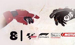 Gli eventi di Formula 1, MotoGP e SuperBike in diretta su TV8