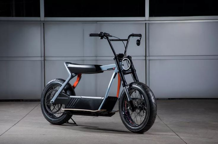 Harley-Davidson concept scooter elettrico