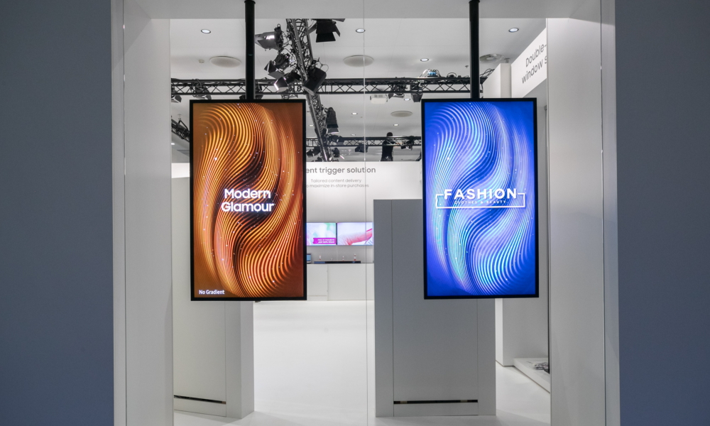 Samsung a ISE 2019 fra QLED 8K Signage, The Wall da 292 pollici e Multi-Link LED 3
