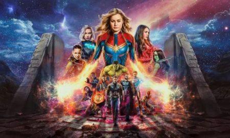 MCU Marvel Captain Marvel Avengers