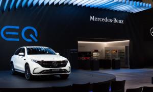 Mercedes-Benz EQC SUV auto elettriche