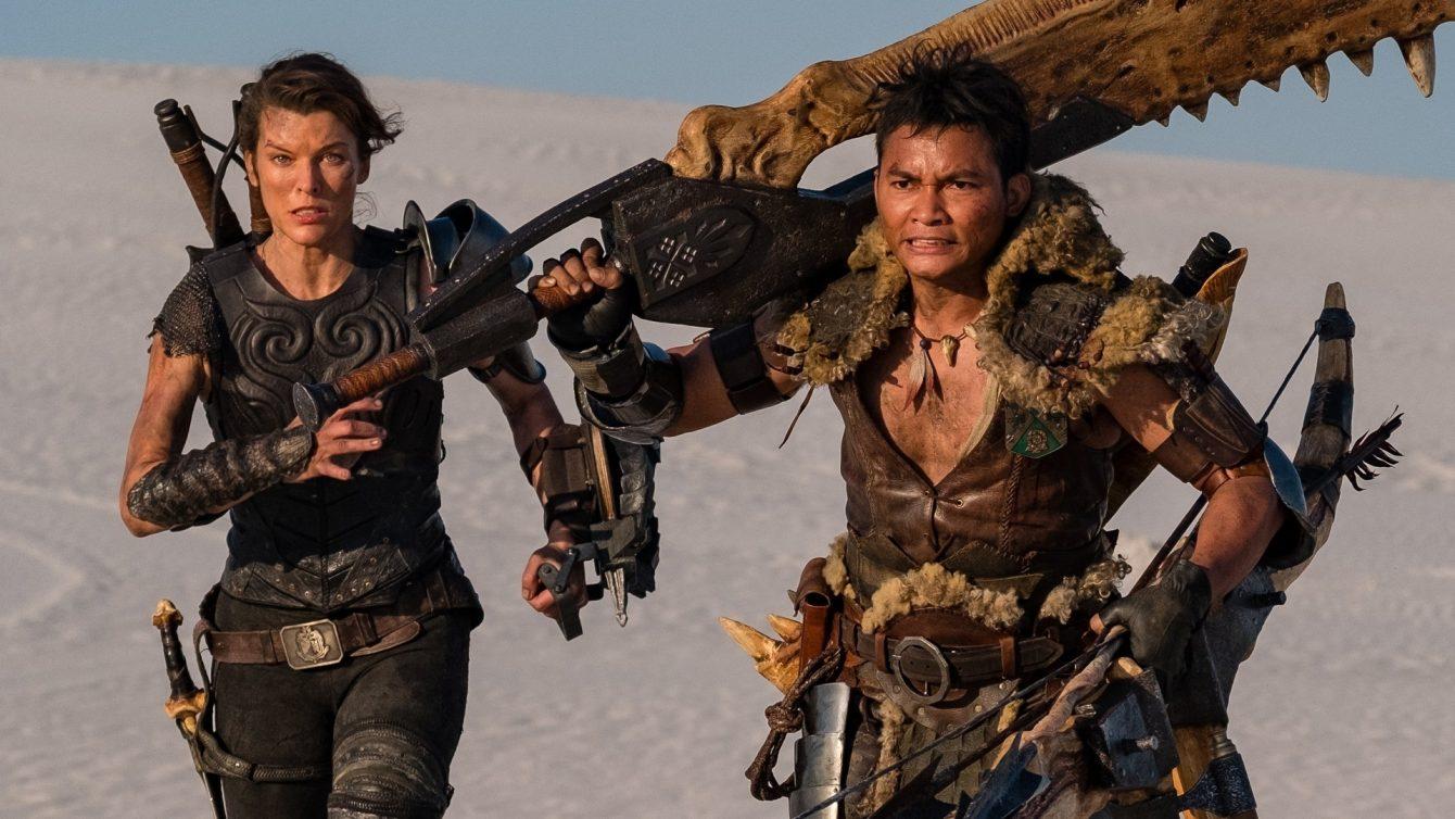 Monster Hunter film 4 settembre 2020