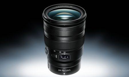Nikkor Z 24-70 f / 2.8 S