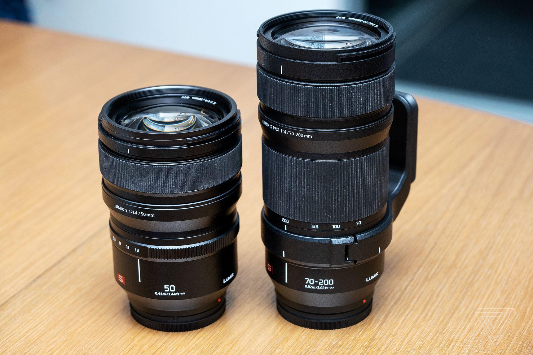 Panasonic lancia le mirrorless full frame Lumix S1 e S1R con sensori da 47,3 MP e 24,2 MP 3
