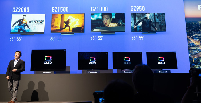 Panasonic TV OLED 2019