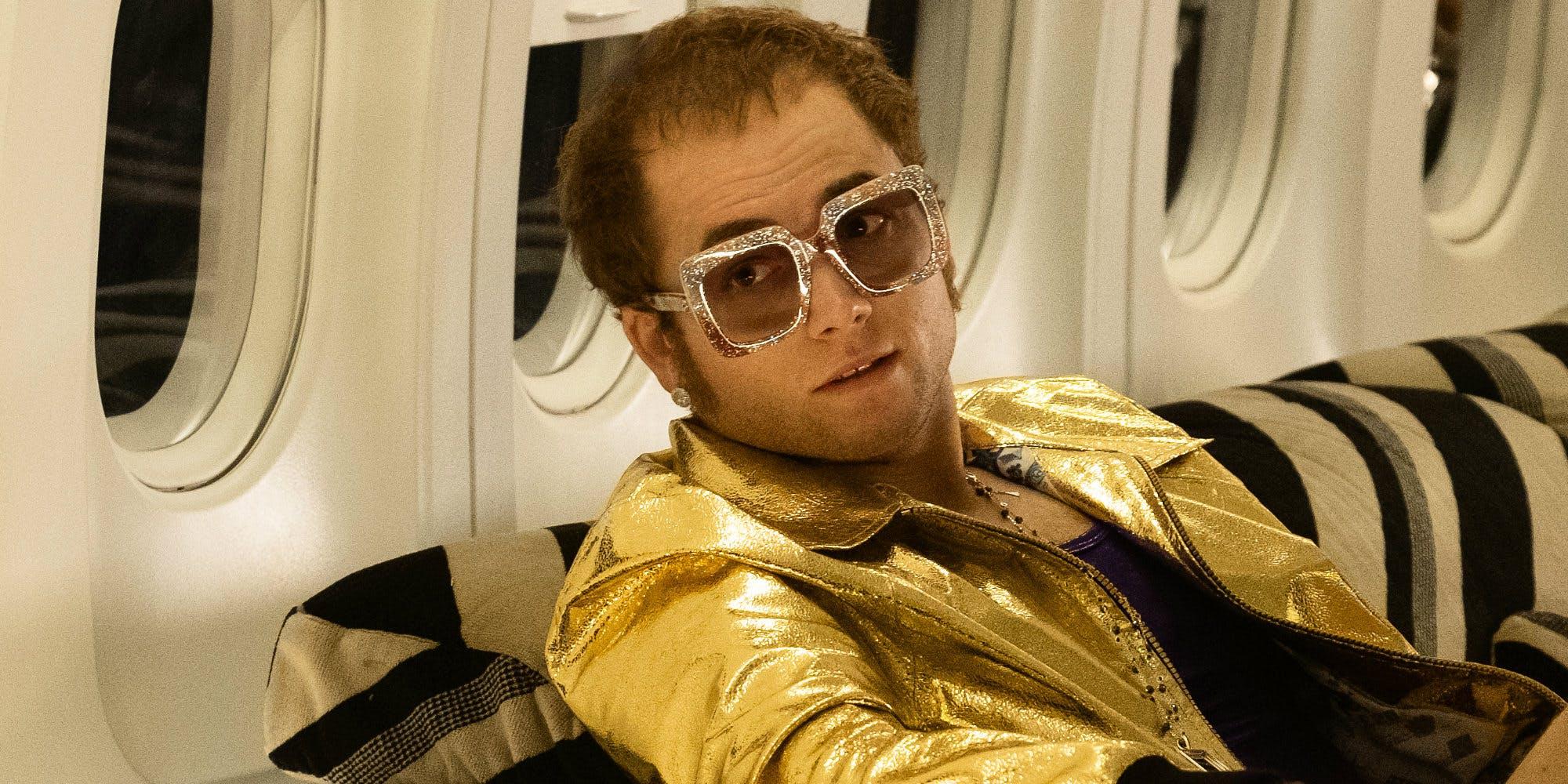 Rocketman film Elton John