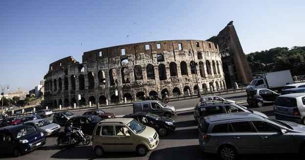 Roma STOP auto