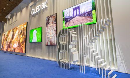 Samsung QLED 8K Signage