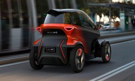 Seat Minimò micro car elettrica
