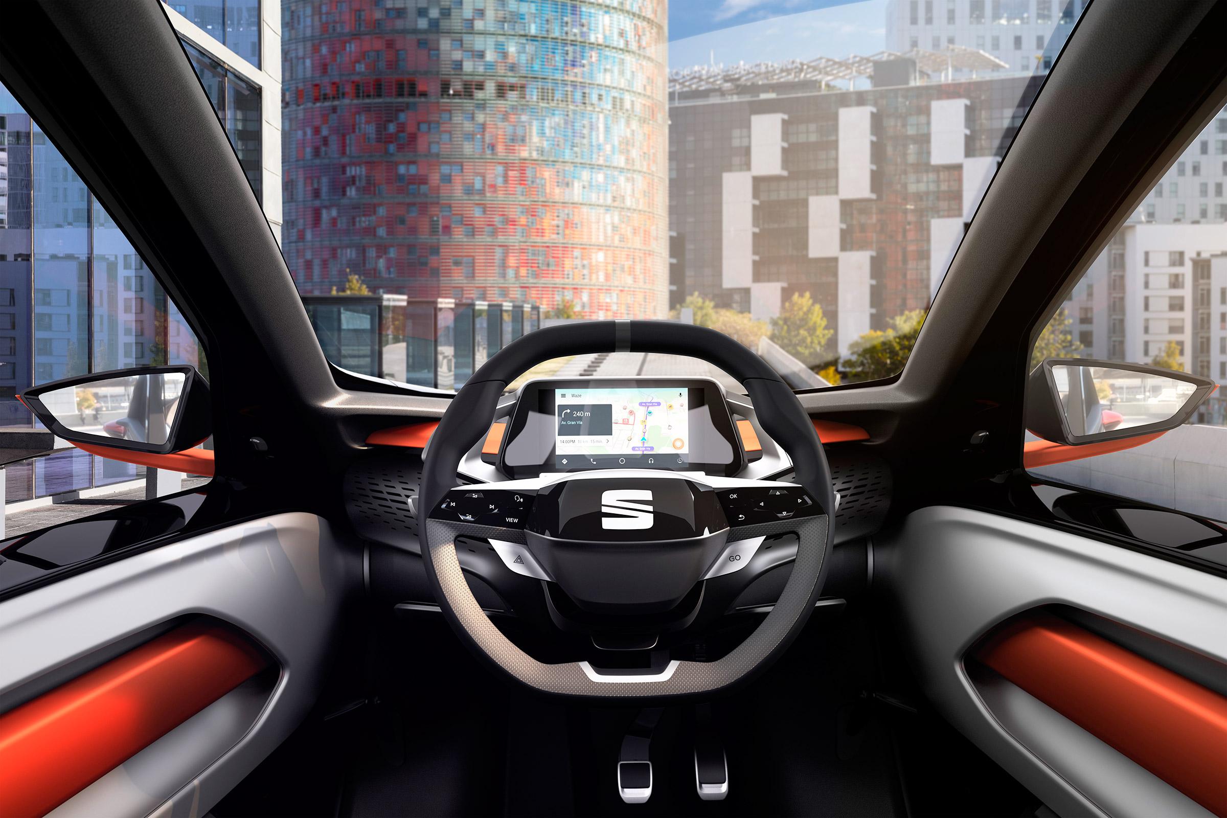 Debutta al MWC 2019 Seat Minimó, la micro car elettrica pensata per il car sharing 1