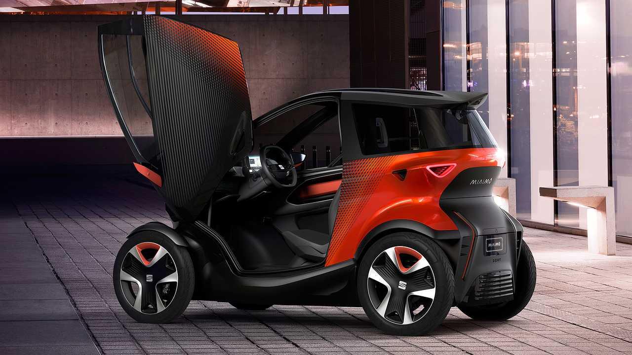 Debutta al MWC 2019 Seat Minimó, la micro car elettrica pensata per il car sharing 2