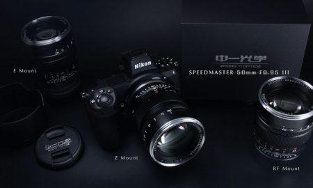 Shoten Speedmaster 50mm f/0.95 III