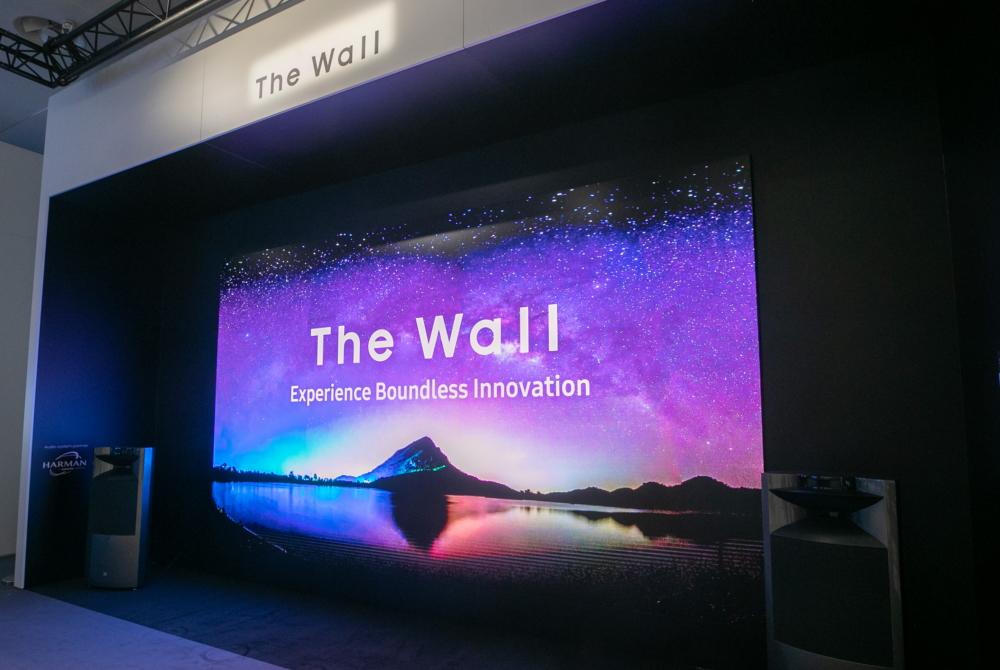Samsung a ISE 2019 fra QLED 8K Signage, The Wall da 292 pollici e Multi-Link LED 1