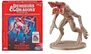 Versione Stranger Things di Dungeons and Dragons