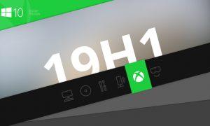 Xbox One aggiornamento 1904