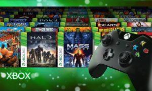 Xbox One retro compatibilità