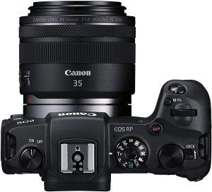 Canon presenta ufficialmente la nuova EOS RP e sei nuovi obiettivi 2