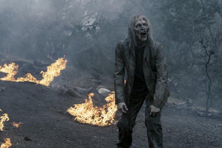 Fear The Walking Dead 5 nelle prime immagini ufficiali mostra il grande ritorno di Dwight 4