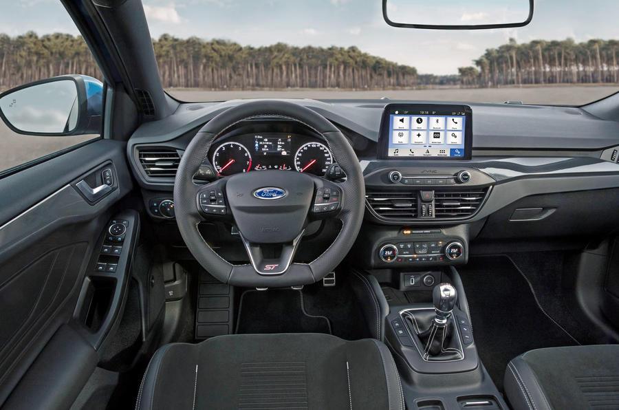 Ford Focus ST 2019 ufficiale: dotazioni tecniche e infotainment 3