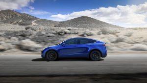 Tesla annuncia ufficialmente il suo nuovo SUV Tesla Y, che sbarcherà sul mercato nel 2020 2