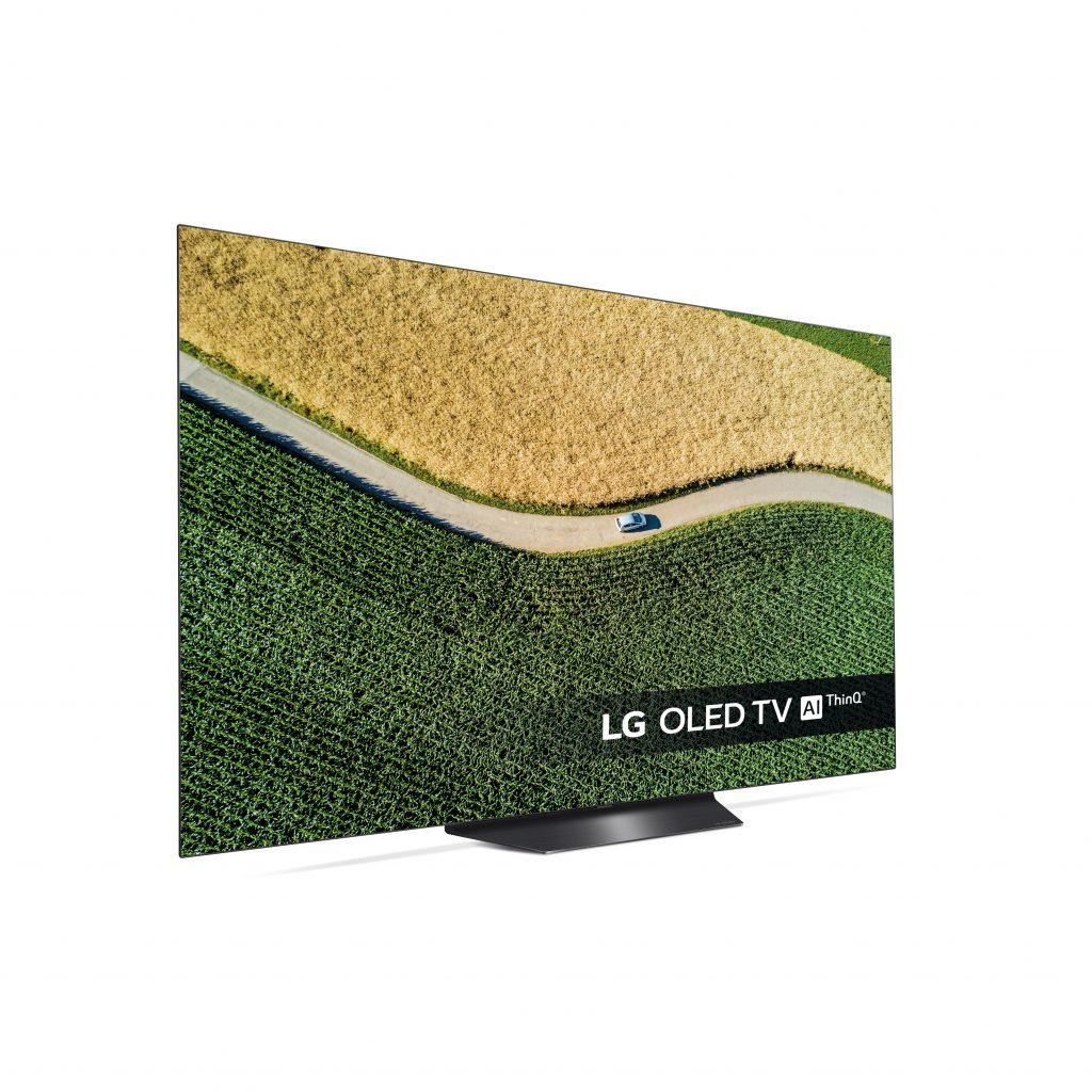 LG annuncia la disponibilità delle LG Smart TV OLED e LCD 2019 in Italia 2