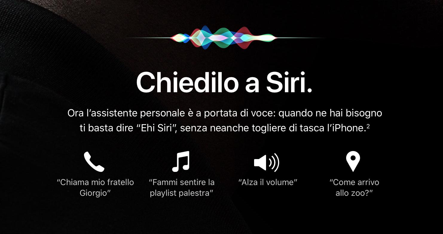 Apple corre ai ripari in seguito a uno scandalo legato alla privacy fornita da Siri 1