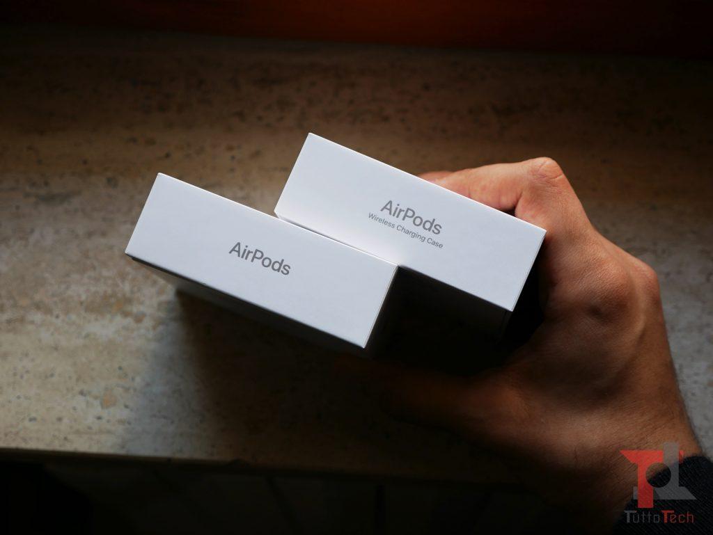 Recensione AirPods 2 (con ricarica wireless): Apple fa il compitino per rimanere al top 7