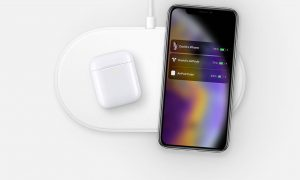 AirPower no Apple Watch