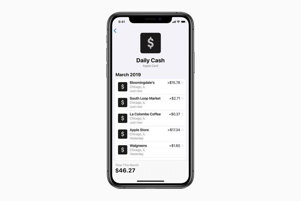 Apple Card potrebbe essere lanciata il 1° agosto 2019 2