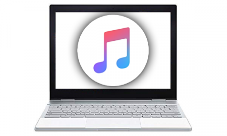 Apple Music Chromebook