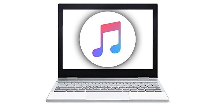 Apple Music Chromebook