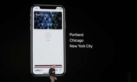 Apple Pay mezzi pubblici USA