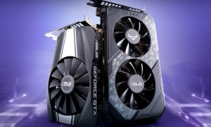 Asus GeForce GTX 1660 in versione TUF Gaming e Phoenix