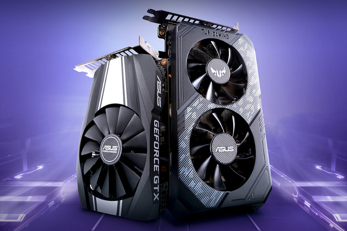 Asus GeForce GTX 1660 in versione TUF Gaming e Phoenix