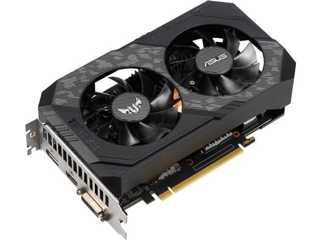 ASUS annuncia le GPU GeForce GTX 1660 in versione TUF Gaming e Phoenix 1