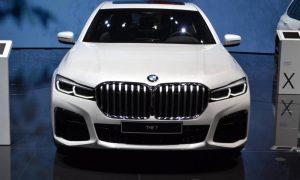 BMW serie 7 Salone di Ginevra