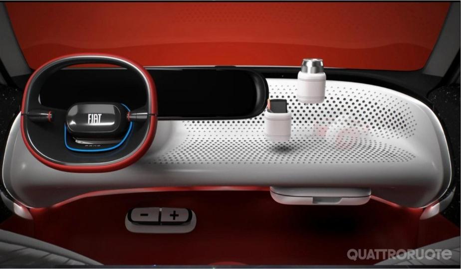 Ecco la Centoventi Concept, prototipo su cui si baserà la futura Fiat Panda 1