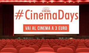 Cinemadays 3 euro