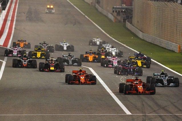 GP di Formula 1 in Bahrain 2019