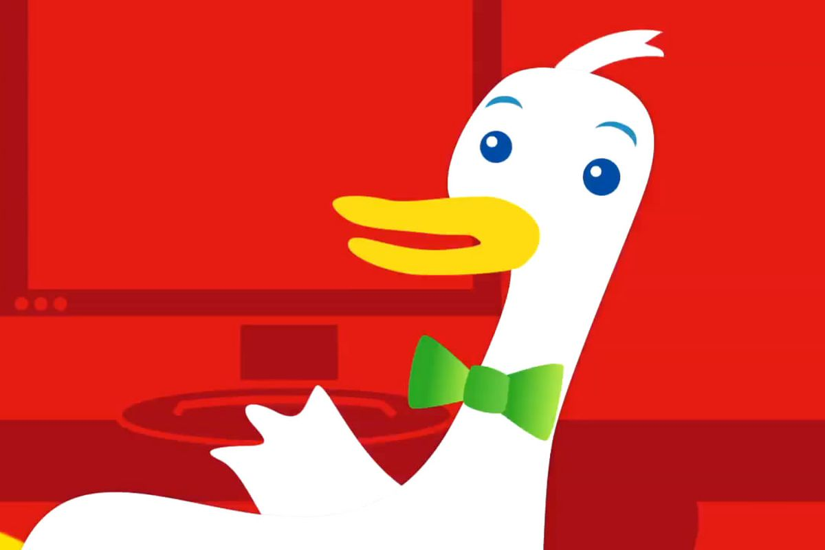 Google Chrome 73 DuckDuckGo
