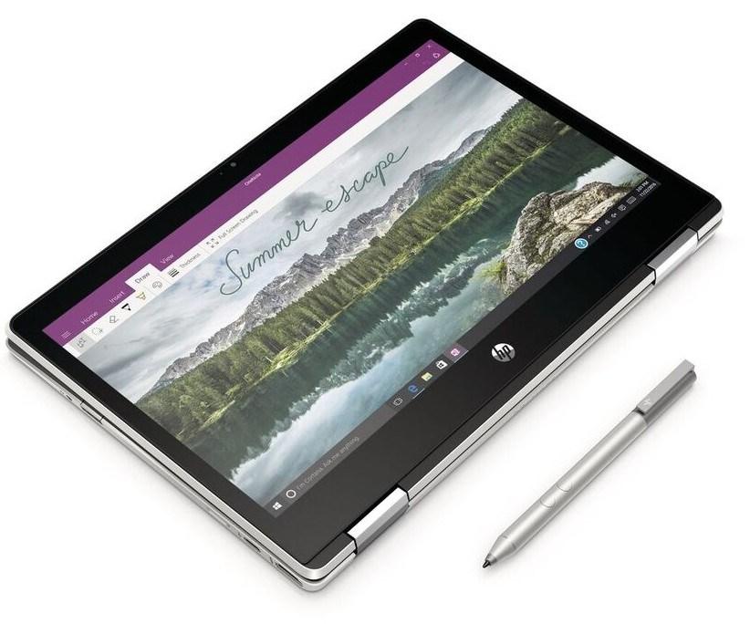 HP Pavilion x360 11 è fanless, leggero e nemmeno troppo costoso 1