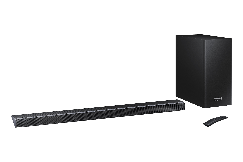 Samsung lancia le soundbar HW-Q70R e HW-Q60R come perfetto abbinamento alle Smart TV QLED 2